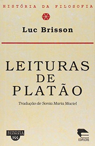 9788574303987: Leituras de Platao