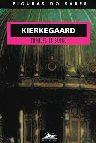 9788574480732: Kierkegaard - Colecao Figuras do Saber