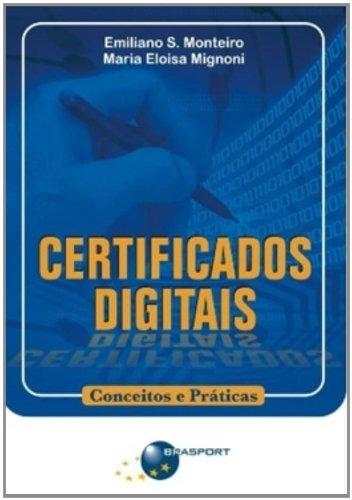 9788574523217: CERTIFICADOS DIGITAIS CONCEITOS E PRATICAS