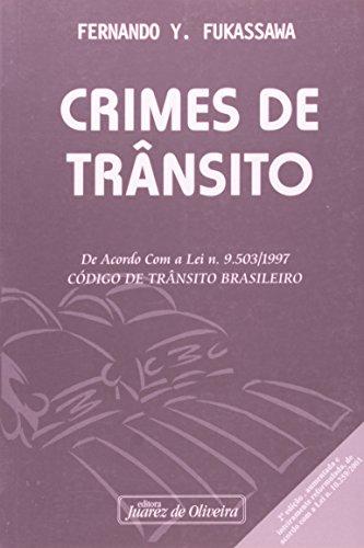 9788574533643: Crimes De Transito (Em Portuguese do Brasil)
