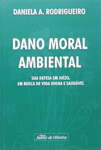 9788574534718: Dano Moral Ambiental