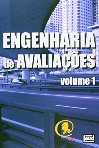 9788574563022: Engenharia de Avaliacoes - Vol.1