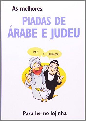 9788574783260: Melhores Piadas de arabe e Judeu, As
