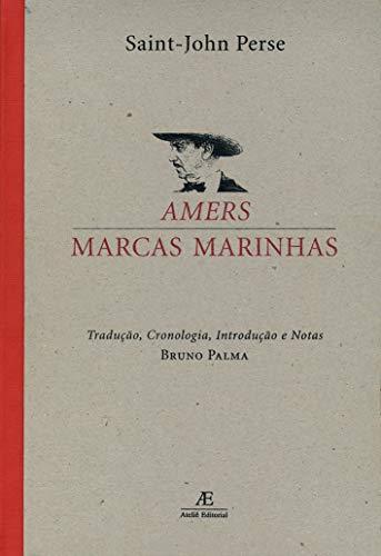 9788574801933: Amers: Marcas Marinhas