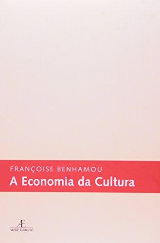 9788574803371: Economia da Cultura, A