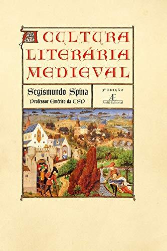 9788574803401: Cultura Literaria Medieval, A