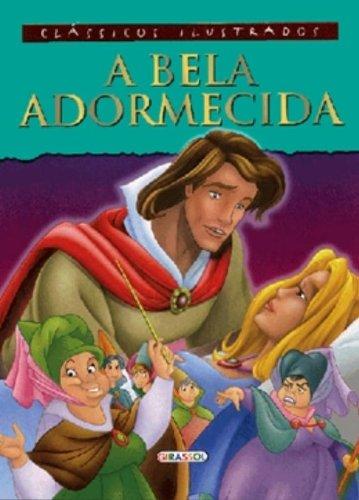 9788574883120: Classicos Ilustrados. A Bela Adormecida (Em Portuguese do Brasil)