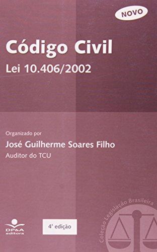 9788574903453: Codigo Civil: Lei 10.406-2002