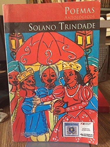9788574921518: Poemas Antológicos de Solano Trindade (Em Portuguese do Brasil)
