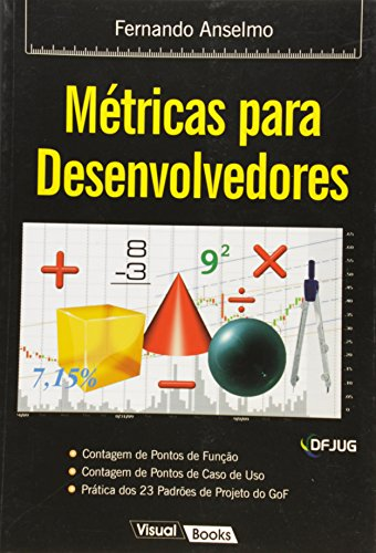 9788575022610: Metricas para Desenvolvedores