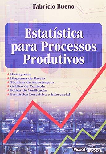 9788575022641: Estatistica para Processos Produtivos