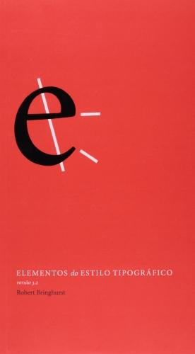 9788575038567: Elementos Do Estilo Tipográfico (Em Portuguese do Brasil)