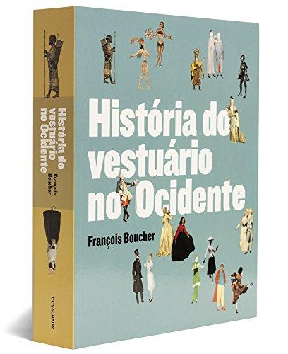 9788575039175: Historia do Vestuario No Ocidente (Em Portugues do Brasil)