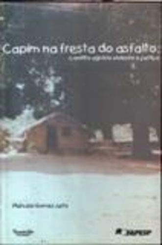 Capim na fresta do asfalto : conflito: Justo, Marcelo Gomes