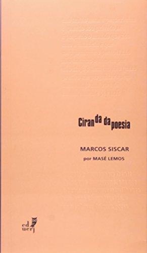 9788575112144: Ciranda Da Poesia. Marcos Siscar (Em Portuguese do Brasil)