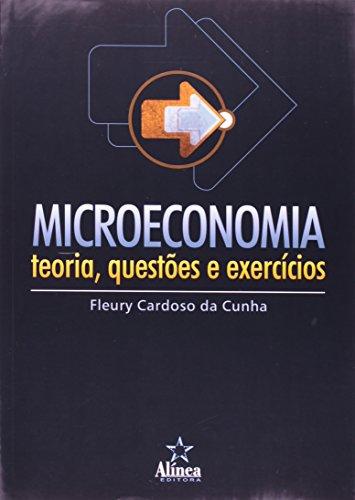 9788575160831: Microeconomia: Teoria, Questões e Exercícios