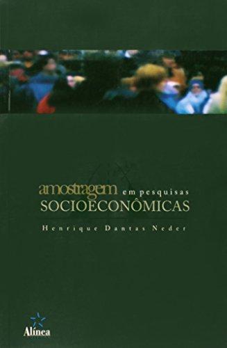 9788575162514: Amostragem Em Pesquisas Socioeconômicas (Em Portuguese do Brasil)