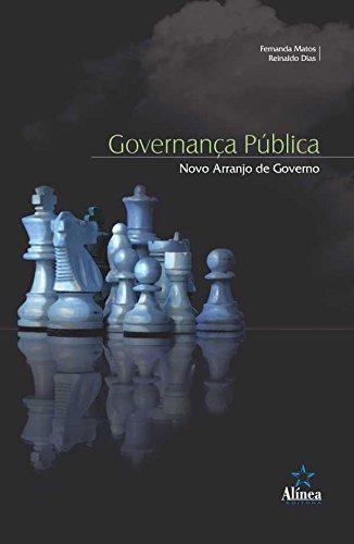 9788575166154: Governança Pública. Novo Arranjo de Governo