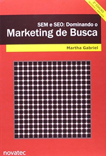 9788575223048: SEM e SEO. Dominando o Marketing de Busca (Em Portuguese do Brasil)