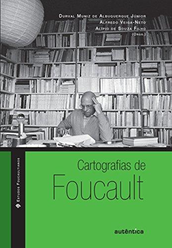 9788575263600: Cartografias de Foucault (Em Portuguese do Brasil)