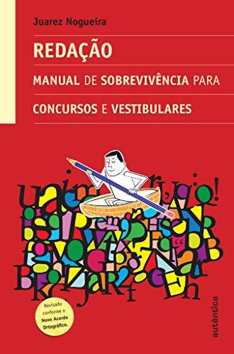 9788575263785: Redação. Manual de Sobrevivência Para Concursos e Vestibulares (Em Portuguese do Brasil)