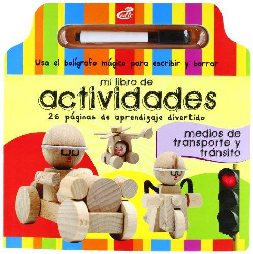 9788575304532: MI LIBRO DE ACTIVIDADES- TRANSPORTE Y TRANSIT