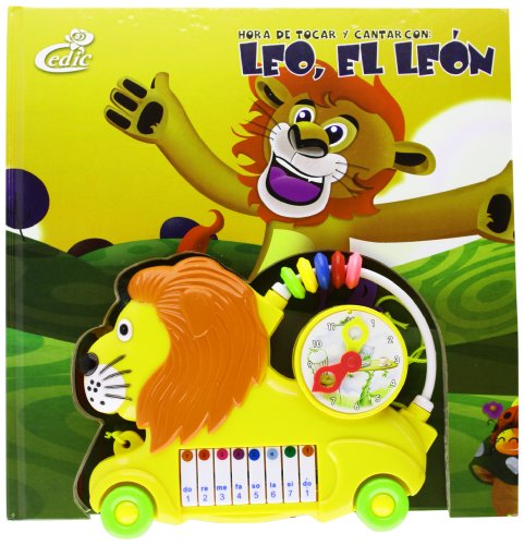 9788575305799: Hora De Tocar Y Cantar Con: Leo, El León