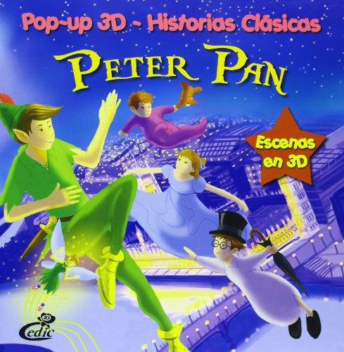 9788575309650: PETER PAN. POP UP 3D HISTORIAS CLASICAS