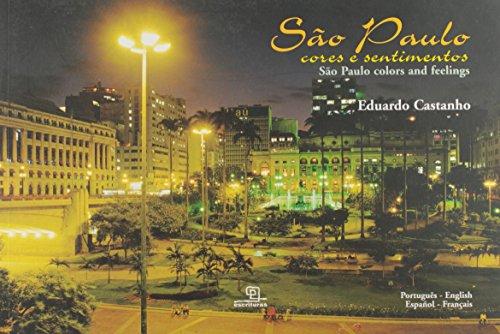 9788575310304: Sao Paulo: Cores e Sentimentos