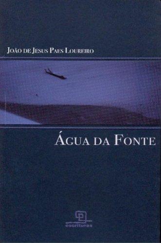 Água da Fonte: João de Jesus