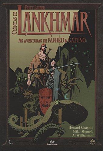 9788575323175: As Aventuras de Fafhrd e Gatuno - Coleção Crônicas de Lankhmar (Em Portuguese do Brasil)