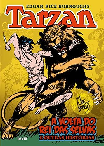 9788575324684: Tarzan. A Volta do Rei das Selvas e Outras Histórias (Em Portuguese do Brasil)
