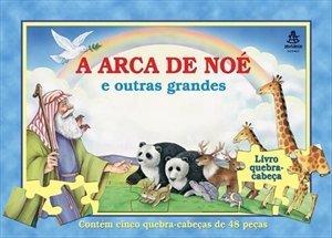 9788575423189: Arca de Noe e Outras Grandes Historias da Biblia (Em Portugues do Brasil)