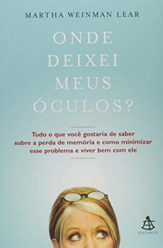 9788575424322: Onde Deixei Meus Oculos? (Em Portugues do Brasil)