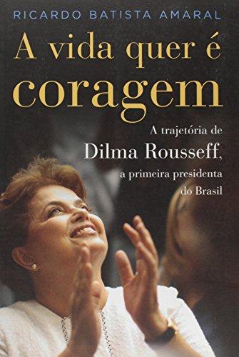 9788575427354: Vida Quer e Coragem (Em Portugues do Brasil)
