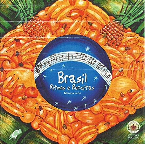 9788575551097: Brasil: Ritmos e Receitas