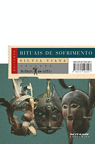 9788575593097: Rituais de Sofrimento (Col. : Estado de Sitio) (Em Portugues do Brasil)