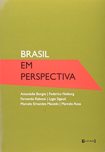 9788575776834: Brasil Em Perspectiva
