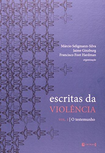 9788575777503: Escritas Da Violaencia