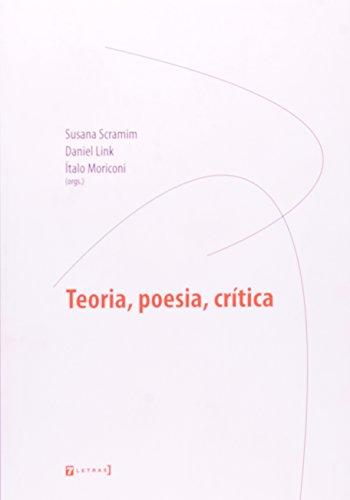 9788575779897: Teoria, Poesia, Critica