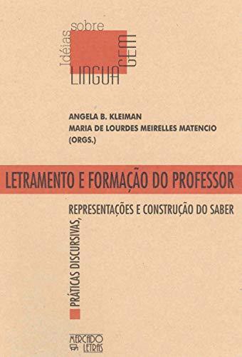 9788575910450: Letramento e Formação do Professor