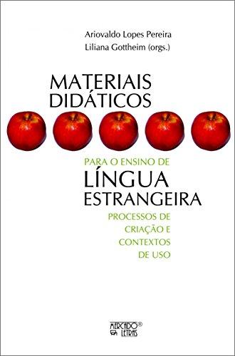 9788575912607: Materiais Didáticos Para o Ensino de Língua Estrangeira (Em Portuguese do Brasil)