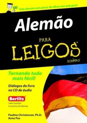 9788576086109: Alemão Para Leigos (Em Portuguese do Brasil)