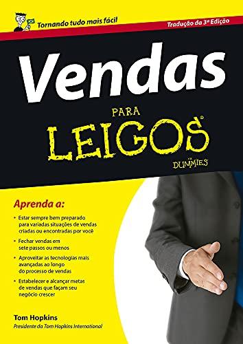 9788576086710: Vendas Para Leigos (Em Portuguese do Brasil)