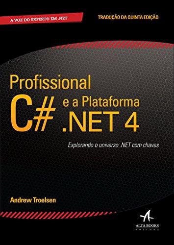 9788576087182: Profissional C# e a Plataforma .NET 4 (Em Portuguese do Brasil)