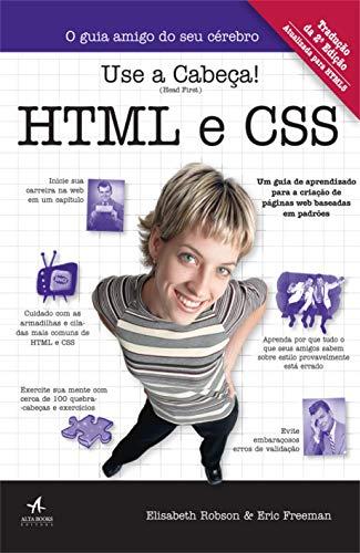 9788576088622: Use a Cabeça! HTML e CSS (Em Portuguese do Brasil)