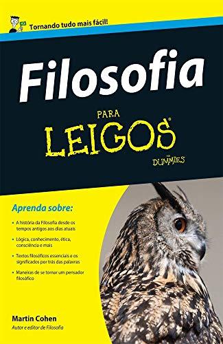9788576088820: Filosofia Para Leigos (Em Portuguese do Brasil)