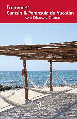 9788576088943: Frommer`s Cancún & Península de Yucatán (Em Portuguese do Brasil)