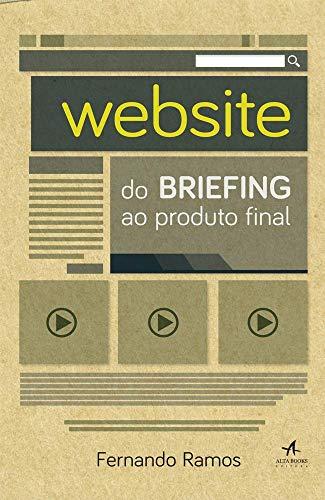 9788576088998: Website. Do Briefing ao Produto Final (Em Portuguese do Brasil)