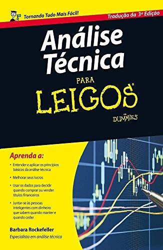9788576089834: Análise Técnica Para Leigos (Em Portuguese do Brasil)